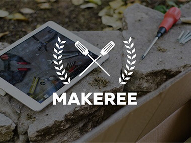 Makeree logo